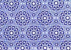 传统土耳其装饰品 免版税库存图片