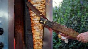 传统土耳其食物 库存图片