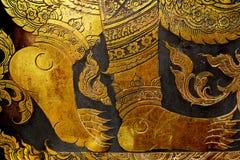 传统画家脚 免版税图库摄影