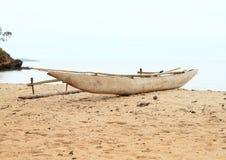 传统小船 免版税图库摄影
