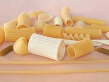 传统意大利的意大利面食 库存图片