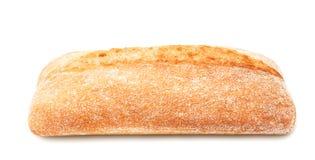 传统意大利面包ciabatta 免版税图库摄影