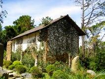 传统房子在越南 库存照片