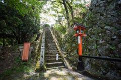 传统日本灯 库存照片
