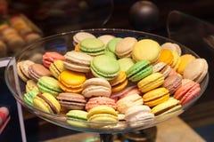 传统比利时果仁糖 库存照片