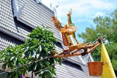 传统沐浴的遗物Haripuncha 库存图片