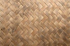 传统泰国样式样式自然背景棕色handic 免版税库存照片