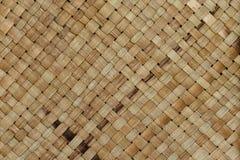 传统泰国样式样式自然背景棕色handic 免版税库存图片