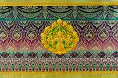 传统泰国样式艺术 图库摄影