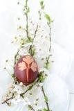 传统的复活节彩蛋 图库摄影