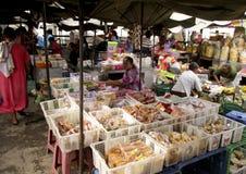 传统的市场 免版税图库摄影