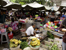传统的市场 库存图片