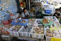 传统的市场 免版税库存照片