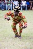 传统的舞蹈 免版税库存照片