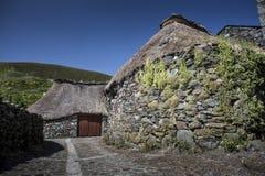 传统建筑学在西班牙 免版税图库摄影