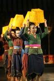 传统舞蹈 库存图片
