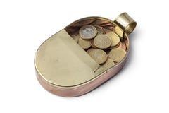 传统荷兰金钱收藏家 免版税库存照片