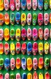 传统荷兰鞋子 免版税库存图片