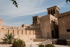 传统阿拉伯房子 库存图片