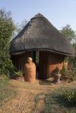 传统非洲艺术 免版税库存图片