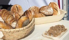 传统面包 免版税图库摄影