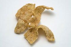 传统马来的鱼薄脆饼干- Keropok 免版税库存照片