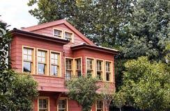 传统,历史,老大厦 免版税图库摄影