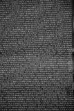 伤亡名字越南战争 免版税库存图片