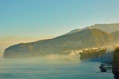 索伦托是昂贵和最美丽的欧洲人 免版税库存照片