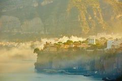 索伦托是昂贵和最美丽的欧洲人 库存图片