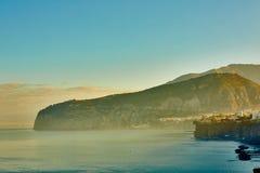 索伦托是昂贵和最美丽的欧洲人 图库摄影