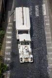 索伦托Dotto火车,意大利 图库摄影