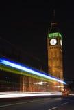 伦敦业务量 库存图片