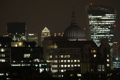 伦敦光 库存照片