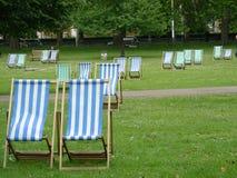 伦敦公园 免版税库存图片