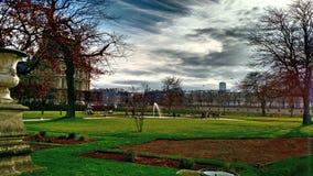 伦敦公园 库存照片