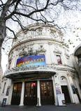 伦敦剧院,剧场剧院 库存照片