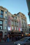伦敦剧院 免版税图库摄影