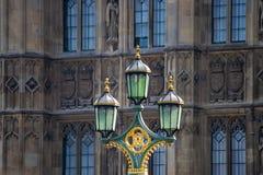 伦敦历史建筑dettails远距照相 图库摄影
