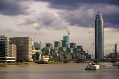 伦敦发展 库存照片