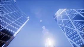 伦敦和lense天才 股票录像