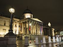 伦敦国家肖像馆博物馆 库存图片