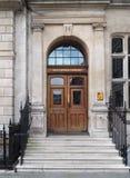 伦敦图书馆 图库摄影