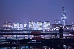 伦敦地平线英国 免版税图库摄影
