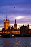 伦敦地平线 库存照片