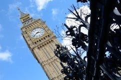 伦敦场面 免版税库存图片