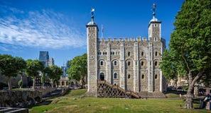 伦敦塔保持,伦敦 免版税图库摄影