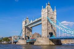 伦敦塔桥梁 免版税图库摄影