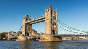 伦敦塔桥梁 免版税库存图片