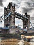 伦敦塔桥梁2016年 免版税库存照片